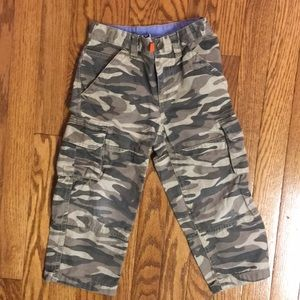 Gap camo pants size 3 toddler